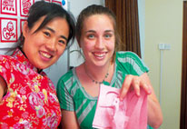 Our One-on-One Tutoring Program is flexible and held all year round. It offers participants the opportunity to learn Chinese, when, where and how they desire.